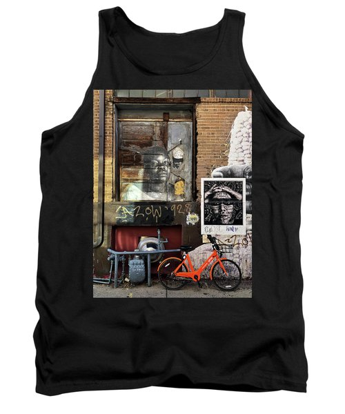 I Am The Change Tank Top