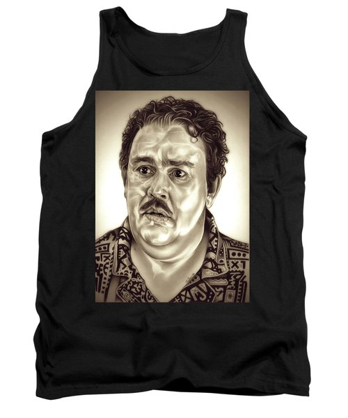 I Like Me Tank Top by Fred Larucci