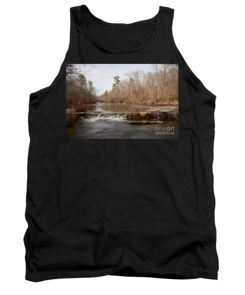 I Love To Go A Wanderin' Yellow River Park -georgia Tank Top