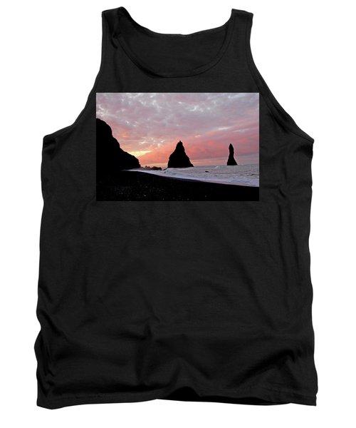 Iceland Sunrise Tank Top