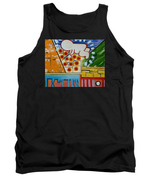 Iconic Baby Tank Top by Jose Rojas