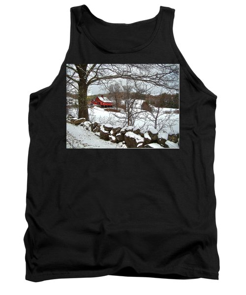 Iconic New Hampshire Tank Top by Betsy Zimmerli