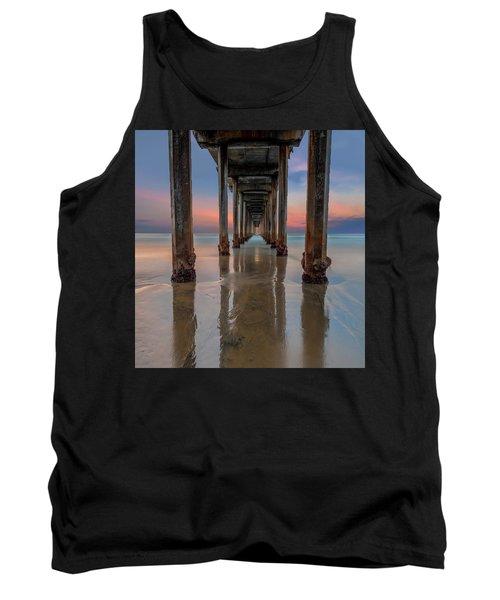 Iconic Scripps Pier Tank Top