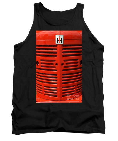 Ih Front Tank Top by Meagan  Visser