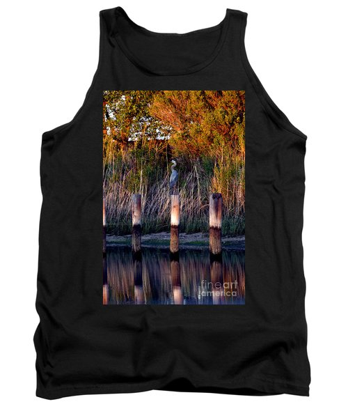 Illusion Tank Top by Clayton Bruster