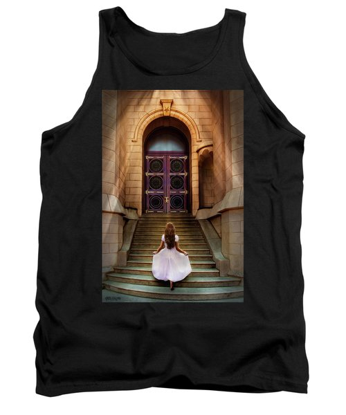 I'm Going There Some Day Tank Top by Greg Collins