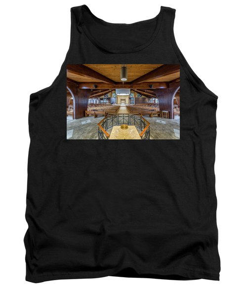 Tank Top featuring the photograph Immaculate Conception 2848 by Everet Regal