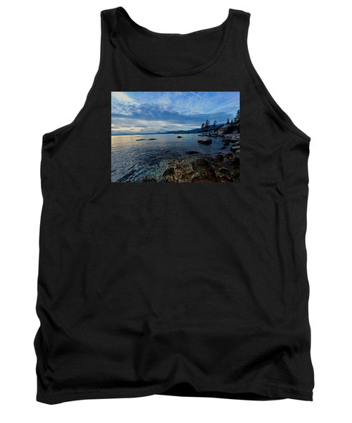 Immersed Tank Top by Sean Sarsfield