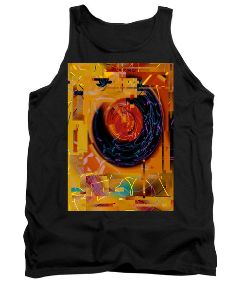 Impact Of Introspection 2015 Tank Top