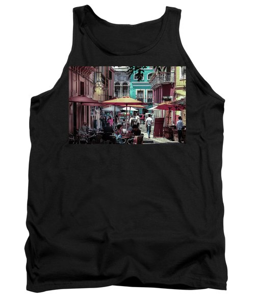 In A Little Spanish Town Tank Top