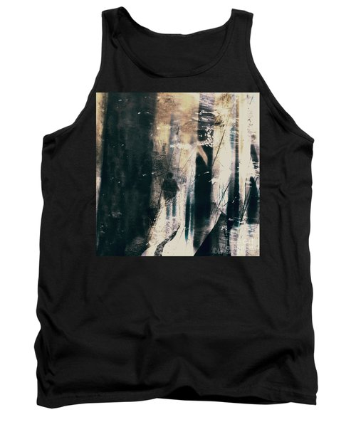 Tank Top featuring the photograph In A Yellow Wood by LemonArt Photography