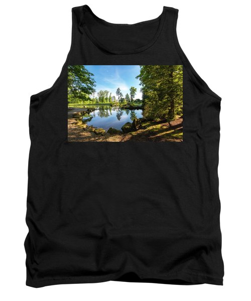 Tank Top featuring the photograph In The Early Morning Light by Tom Mc Nemar