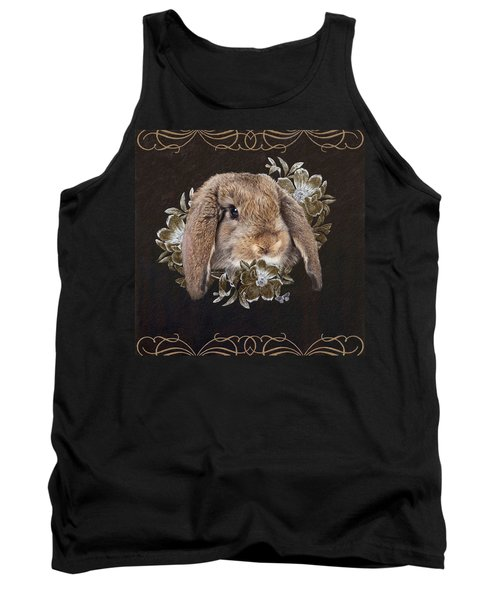 In The Garden Of Whispers Tank Top