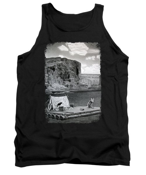 In The Grand Canyon Tank Top