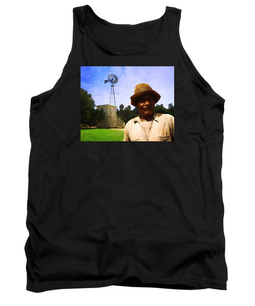 Tank Top featuring the photograph In The Groves by Timothy Bulone