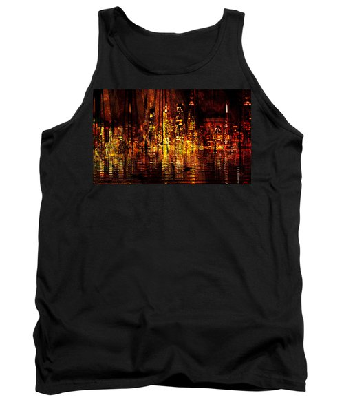 In The Heat Of The Night Tank Top