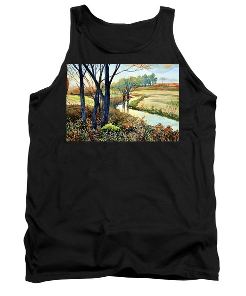 In The Wilds Tank Top
