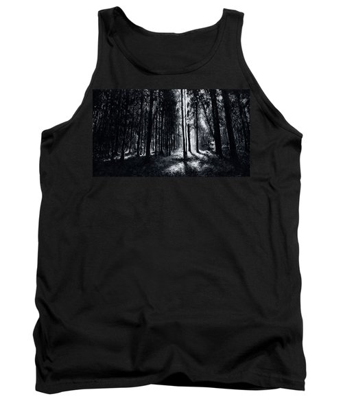 In The Woods 6 Tank Top