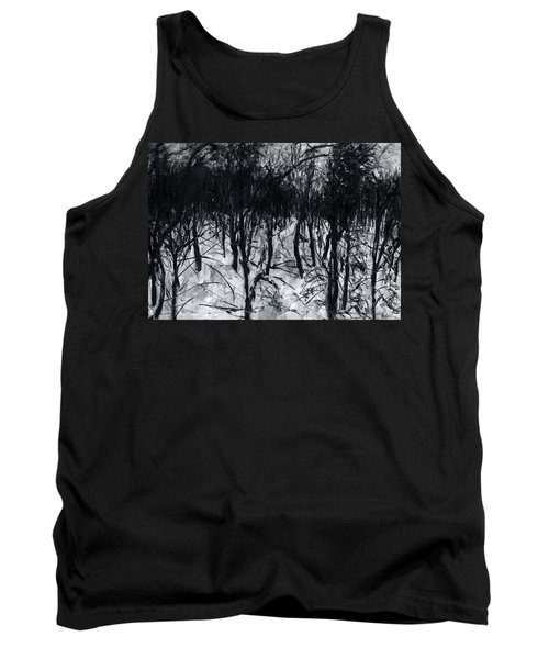 In The Woods 7 Tank Top