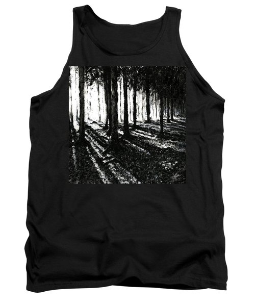 In The Woods 3 Tank Top