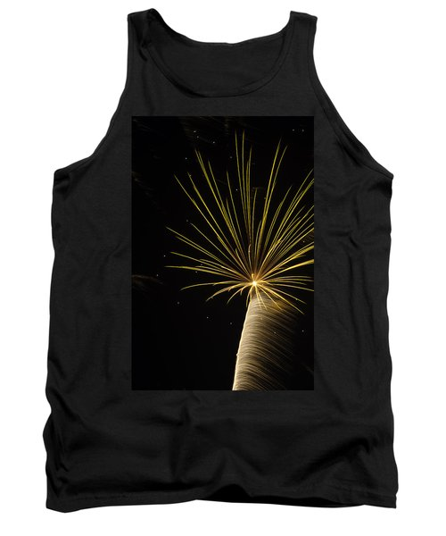 Independanc I Tank Top by Michael Nowotny