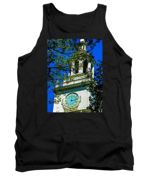Independence Hall Clock Tower Tank Top
