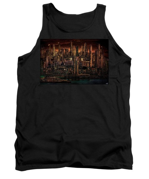 Industrial Psychosis Tank Top