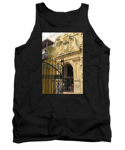 Inquisition Palace Tank Top