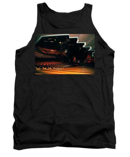 Inside Grand Ole Opry Nashville Tank Top