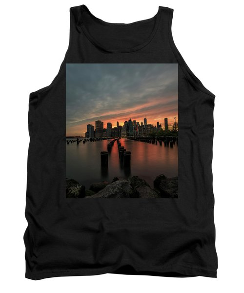 Inside The Lines  Tank Top