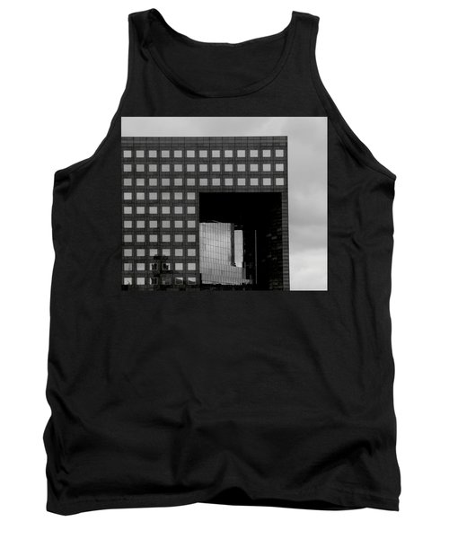 Inside The Square Tank Top