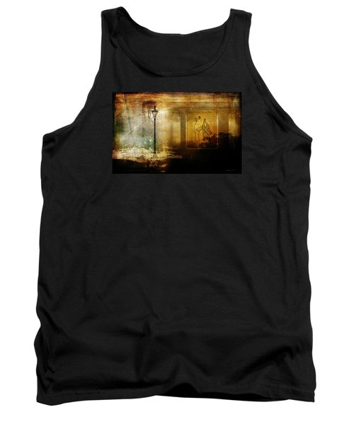 Tank Top featuring the photograph Inside Where It's Warm by Bellesouth Studio