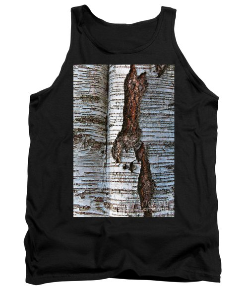 Tank Top featuring the photograph Interrupted by Werner Padarin