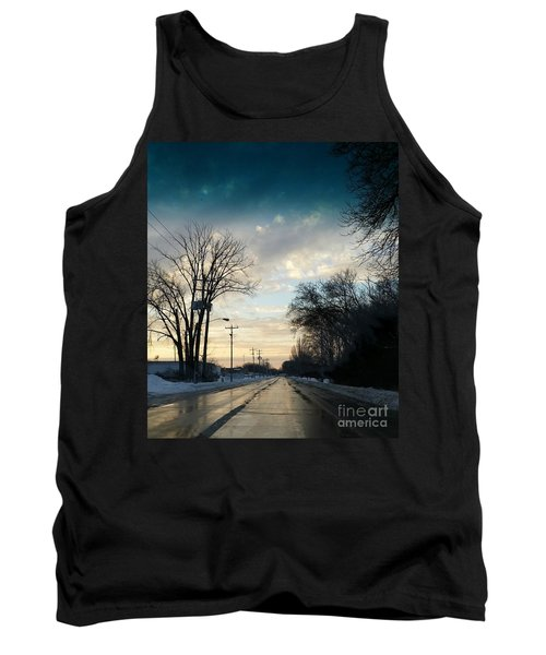 Into New Country Tank Top