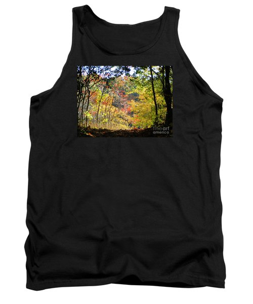 Into The Clearing Tank Top