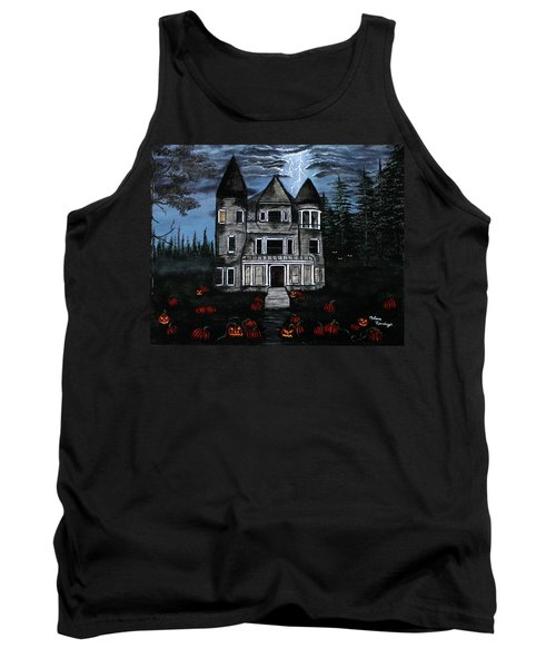 Into The Forest Tank Top