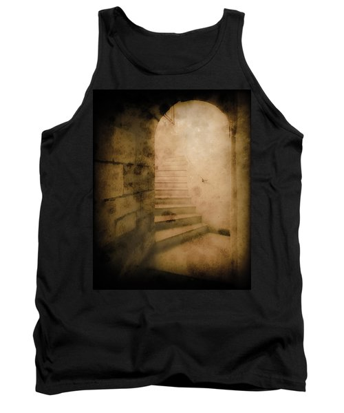 London, England - Into The Light II Tank Top