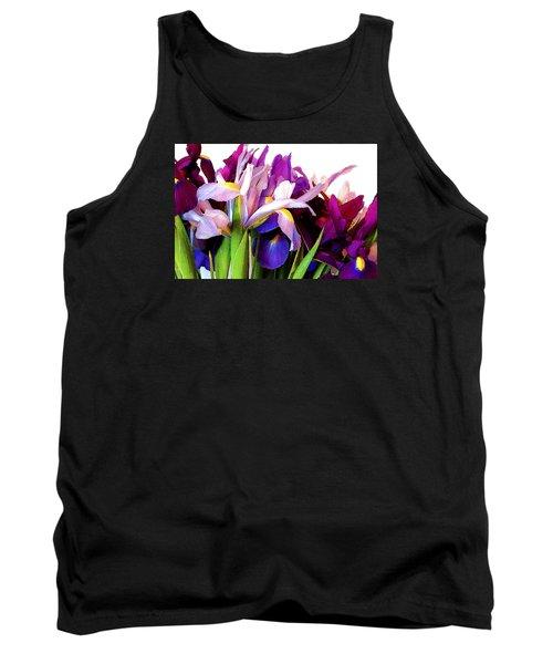 Iris Bouquet Tank Top