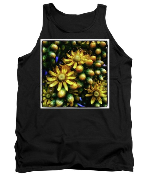 Tank Top featuring the photograph Irish Rose. Also Known As Pinwheel by Mr Photojimsf