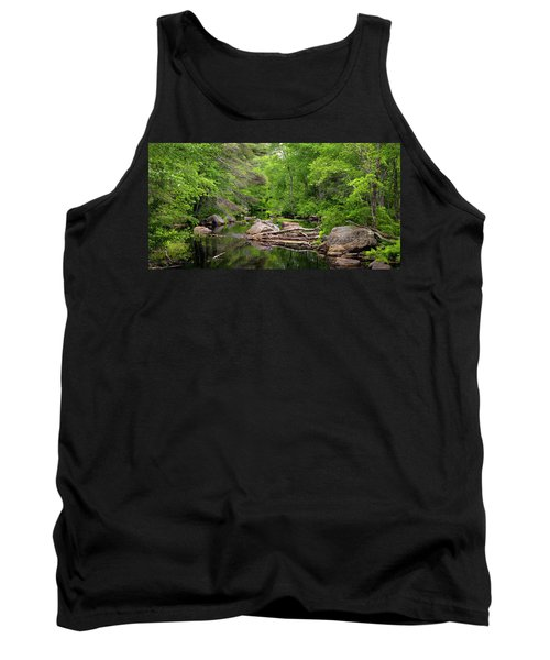 Isinglass River, Barrington, Nh Tank Top by Betty Denise