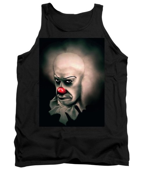 It Tank Top by Fred Larucci
