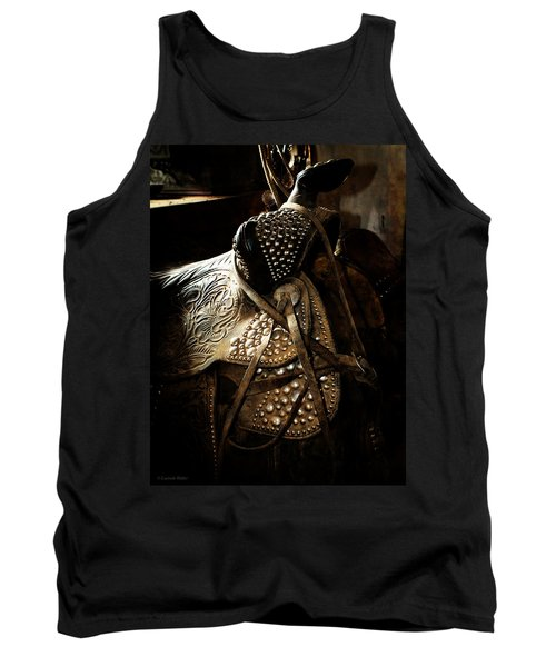 It Is The Way You Ride Tank Top