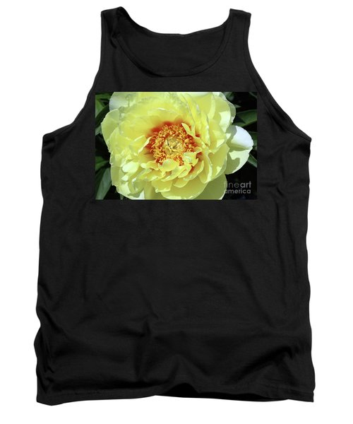 Itoch Peony  Tank Top