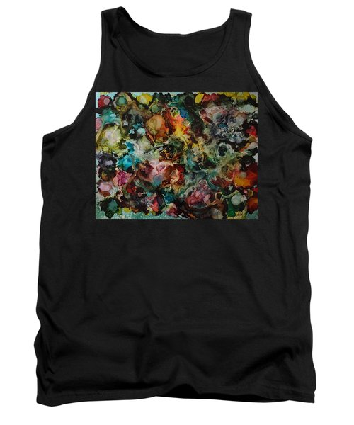 It's Complicated Tank Top by Alika Kumar