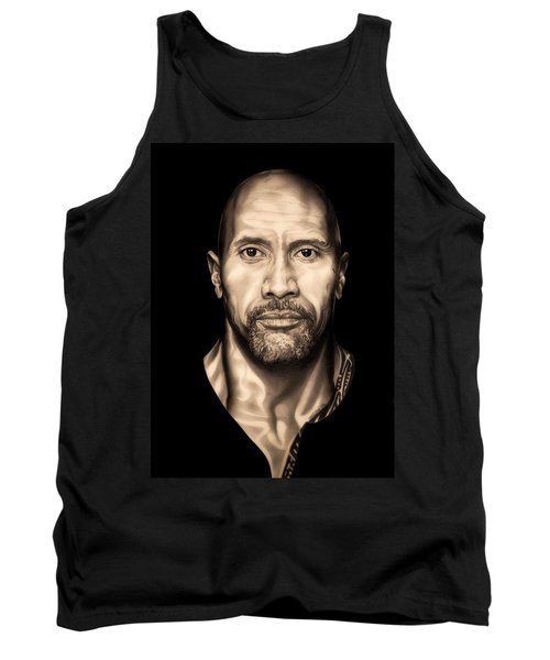 It's Game Time Tank Top by Fred Larucci
