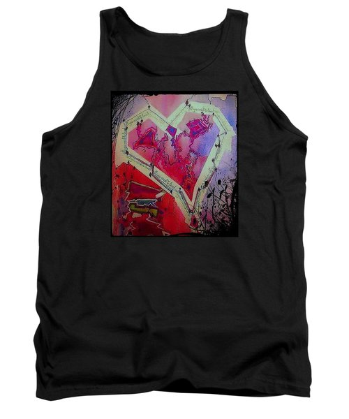 Its Way Is Hard And Steep , Tank Top