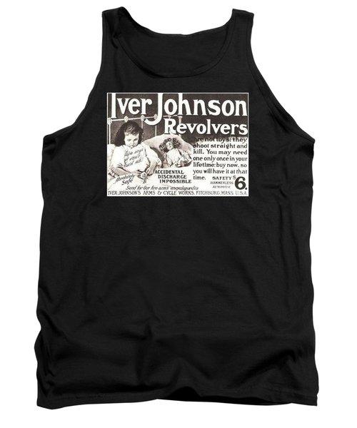 Iver Johnson Revolvers Tank Top