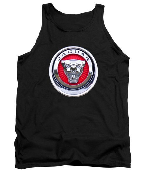 Jaguar Emblem Tank Top