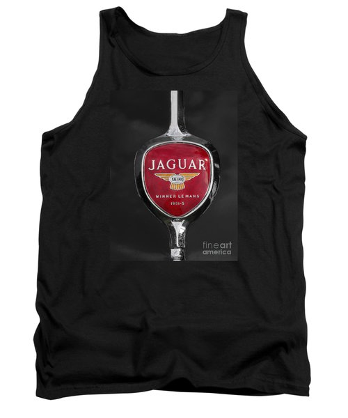 Jaguar Medallion Tank Top