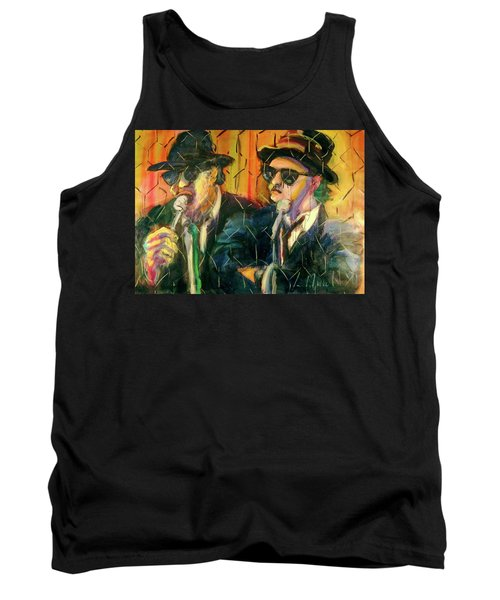 Jake And Elwood Tank Top